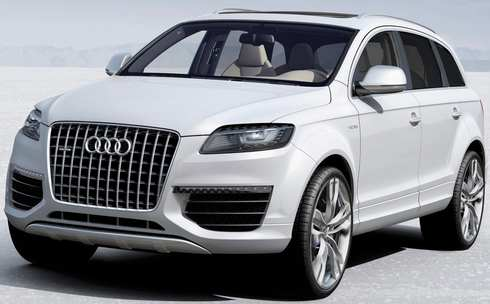 Automotive Product With Audi Q7 Photos